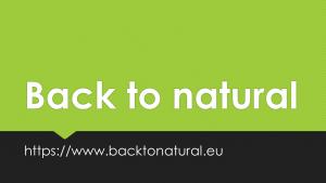 Titel back to natural