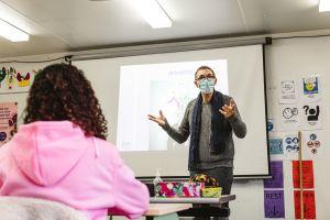GUM-gids in de klas
