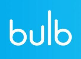 Tekstlogo Bulb
