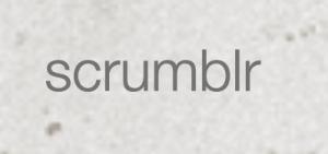 Logo van scrumblr