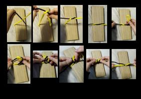 Voorbeeld uit: Stappenplan veters binden.docx