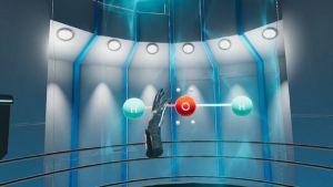 Molecules in een virtualrealityomgeving