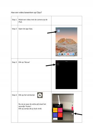 Voorbeeld uit: Stappenplan wonderdraaiing.pdf