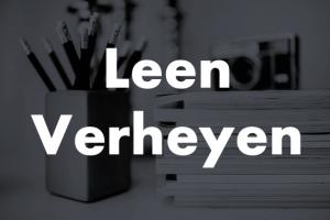 Leen Verheyen en een foto van Pixabay