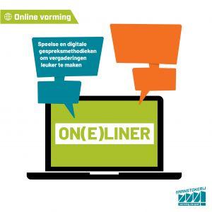 Online vorming 'On(e)liner'