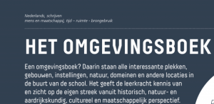 Voorbeeld uit: fiche erfgoed_Het omgevingsboek.pdf