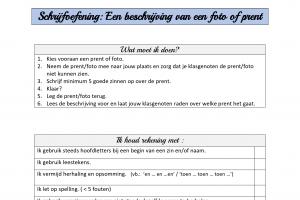 Voorbeeld uit: Schrijfopdrachten_1.pdf