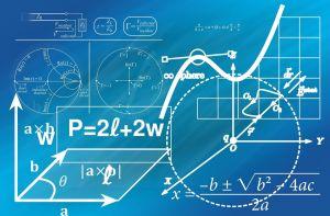 wiskundige symbolen en grafieken