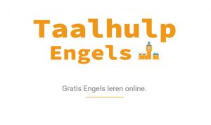 Logo Taalhulp Engels