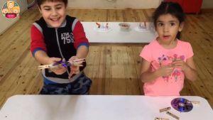 Voorbeeld van video 'Leren tellen : Knijpspel'