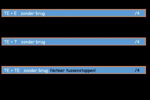 Voorbeeld uit: Eindtoets bewerkingen AP L4.docx