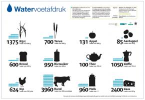 Achtergrondinformatie 'Leven op grote watervoet'