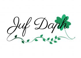 Logo website juf Daph