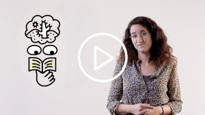 Tine Hoof geeft uitleg in een video