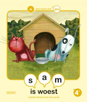Cover boek Sam is woest