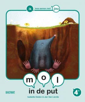 Cover boek Mol in de put