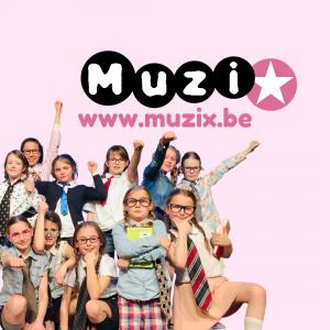 Muzix - voor en door musicalsterren