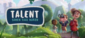 Logo Talent, samen taal maken
