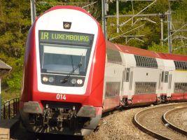 Afbeelding van een trein