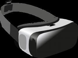 Headset voor virtual reality