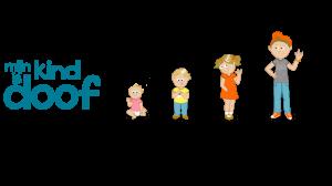logo mijn kind is doof