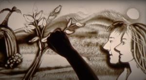 Screenshot uit de film