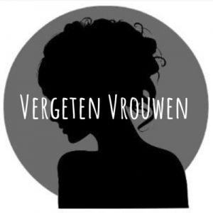 Vrouw met spotlight, vergeten vrouwen