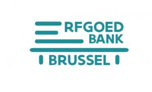 logo Erfgoedbank Brussel