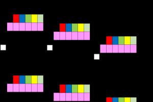Voorbeeld uit: Cijferend optellen en aftrekken tot op een tiende.docx