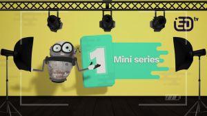 Voorbeeld van video 'Maak kennis met ED TV! Binnenkort ook op uw school?'