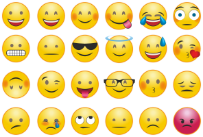 reeks emoji's