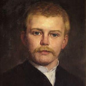 Portret van Herman Gorter
