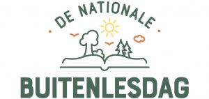 Logo De Nationale Buitenlesdag