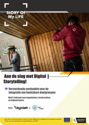 Voorbeeld uit: Leidraad Digital Storytelling_Story of My Life_2020 (3).pdf