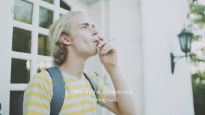 Voorbeeld van video 'ED TV : Gesmoor! Didactische serie over roken'