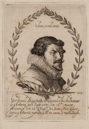 Portret van Bredero