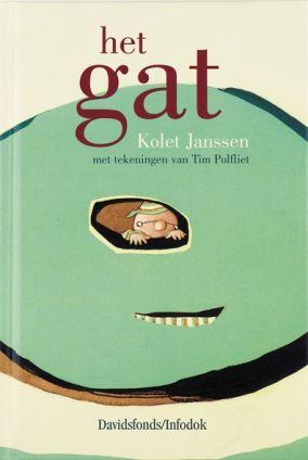 Cover van boek 'het gat'