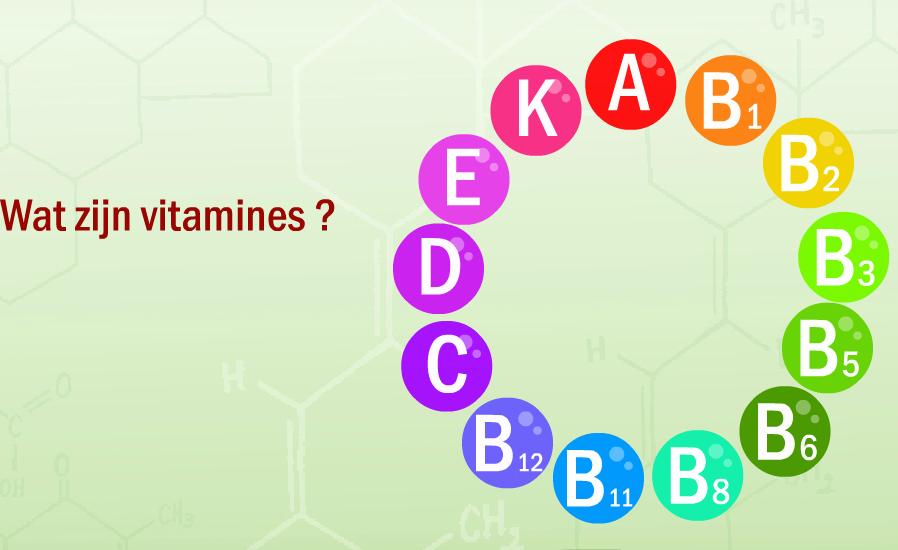 wat zijn vitamines