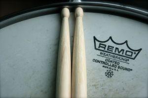 slaginstrument: trommel