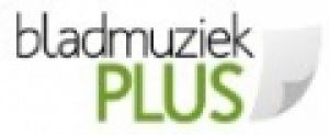 Logo bladmuziek plus