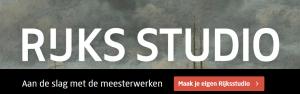 Logo Rijksstudio