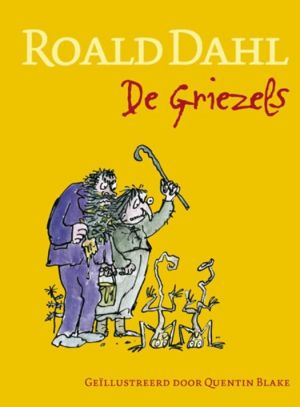 Cover of book De Griezels