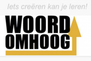 Logo Woord omhoog