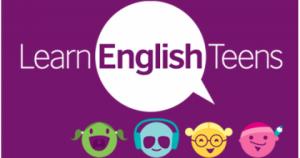 logo learn english teens