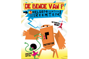 Cover of the Brochure about children's rights