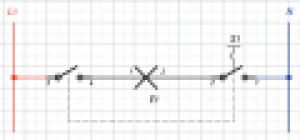 enkelpolige en dubbelpolige schakeling   schema u0026 39 s