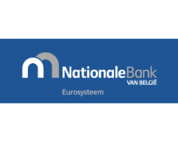 Logo Nationale bank van België