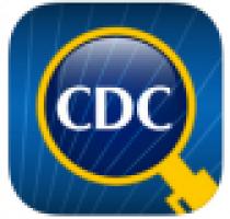 logo van de app Solve the Outbreak