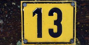 huisnummer 13