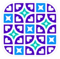 Logo KaleidoPaint